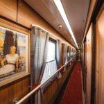 """Плакаты в вагоне поезда """"Сочи"""""""