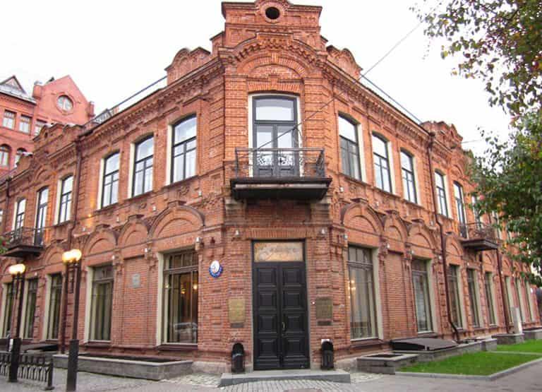 Дом купца Крюкова