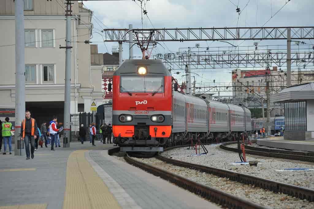 Дополнительные поезда ржд