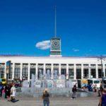 Финляндский железнодорожный вокзал (Финбан): башня с часами