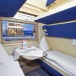 Фирменный поезд «Белогорье» постельное белье