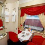 Фирменный поезд «Экспресс»: удобства