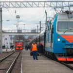 Фирменный поезд «Эльбрус» Нальчик — Москва