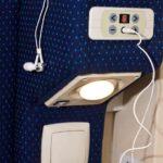 Фирменный поезд «Енисей»: лампа