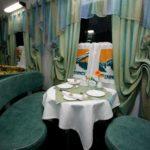 Фирменный поезд «Енисей» вагон-ресторан
