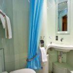 Фирменный поезд «Ингушетия» душ