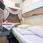 Фирменный поезд «Ингушетия» люкс