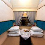 Фирменный поезд «Иртыш» комплект постельного белья