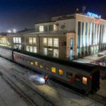 Фирменный поезд «Кама» Пермь — Москва