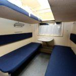 Фирменный поезд «Карелия» плацкартный вагон