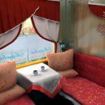 Фирменный поезд «Мордовия»: бизнес класс