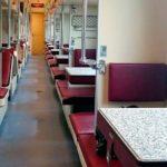 Фирменный поезд «Мордовия» плацкарт