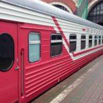 Фирменный поезд «Мордовия»: подвижной состав
