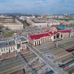 Фирменный поезд «Новокузнецк» до Санкт-Петербурга