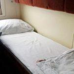 Фирменный поезд «Обь» комплект постельного белья