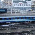 Фирменный поезд «Океан» Владивосток — Хабаровск