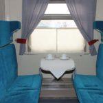 Фирменный поезд «Оренбуржье» обслуживание