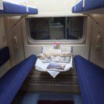 Фирменный поезд «Оренбуржье» пресса