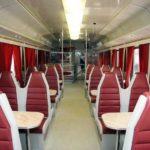 Фирменный поезд «Оренбуржье» вагон-ресторан