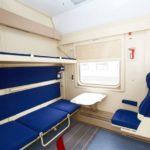 Фирменный поезд «Приосколье» места для инвалидов