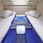 Фирменный поезд «Приосколье» постельное белье