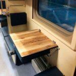 Фирменный поезд «Псков»: плацкарт