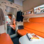Фирменный поезд «Псков»: СВ (бизнес)