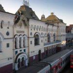 Фирменный поезд «Россия» Москва — Владивосток