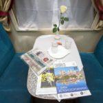 Фирменный поезд «Саратов» пресса
