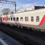 Фирменный поезд «Северный Урал» подвижной состав