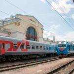 Фирменный поезд «Воронеж» Москва — Воронеж