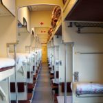 Фирменный поезд «Юность»: плацкарт