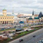 Фото Ярославского вокзала