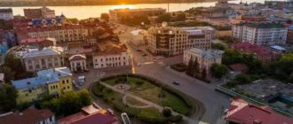 Главные достопримечательности Томска
