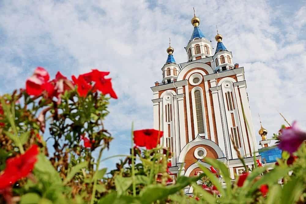 Градо-Хабаровский Успенский Собор