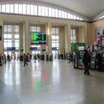 Холл вокзала