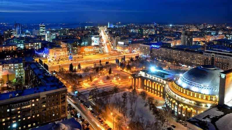 Интересные места Новосибирска