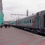 «Иртыш» - фирменный поезд