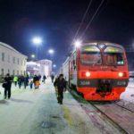 «Кама» — фирменный поезда