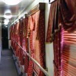 Коридор вагона «Люкс» фирменного поезда «Гранд Экспресс»