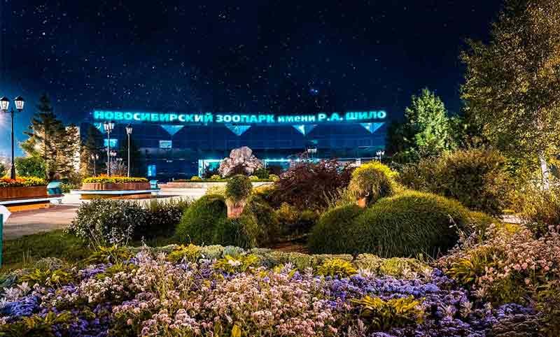 Крупнейший зоопарк в Новосибирске