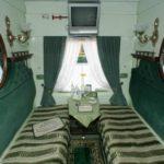 Купе поезда «Демидовский экспресс»