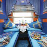 Купе повышенной комфортности фирменного поезда «Баргузин»