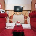 Купе вагона СВ фирменного поезда «Гранд Экспресс»