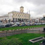 Ленинградский жд вокзал