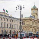 Ленинградский железнодорожный вокзал фото