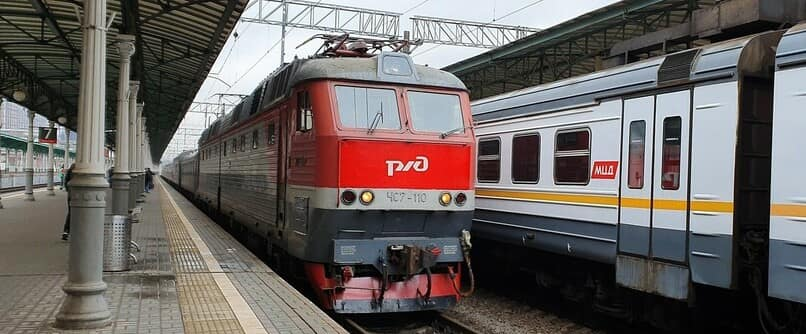Новые поезда Москва Прага