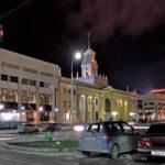 Парковка вокзал Краснодар-1