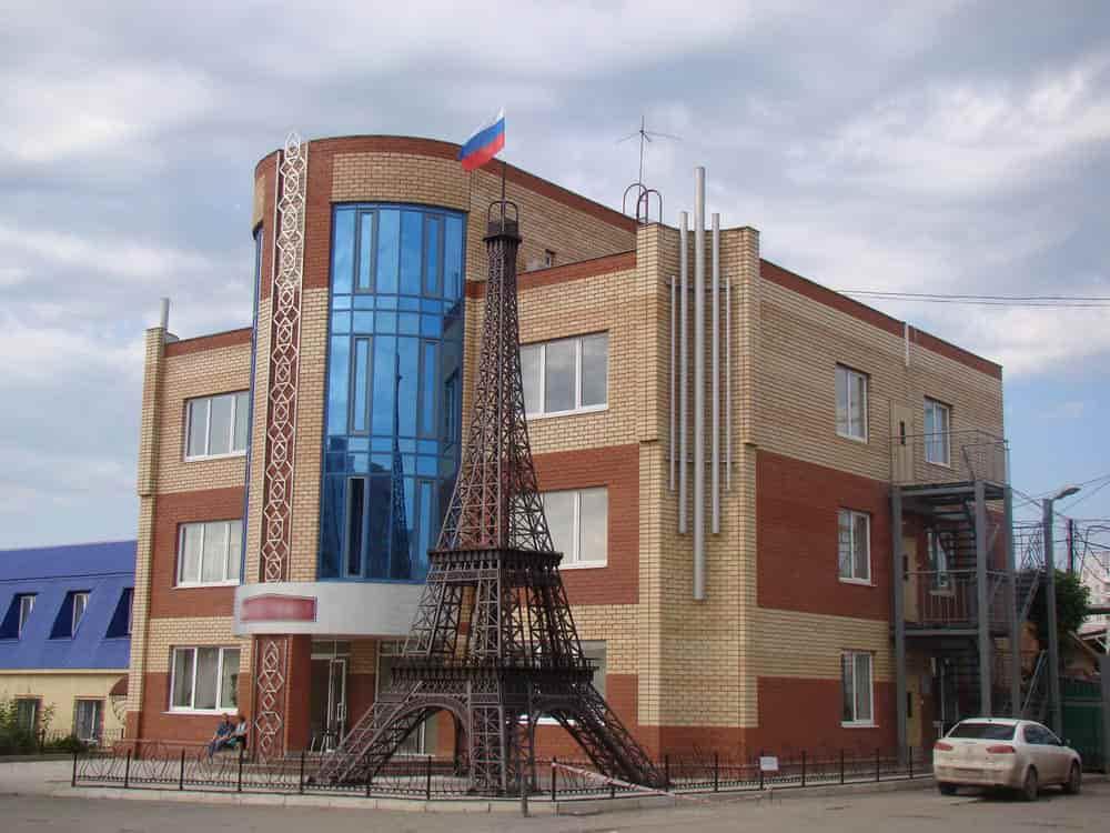 Пермская «Эйфелева башня»