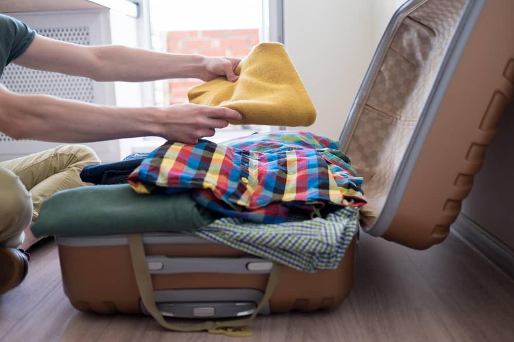 Подготовка у путешествию